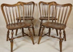 Windsor Contemporary Chair Set Of Four