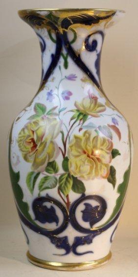 Old Paris Antique Vase