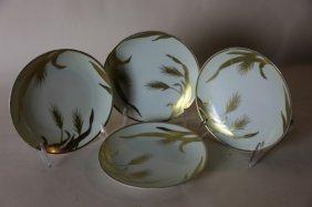 Rosenthal Mid -century German Porcelain Grouping