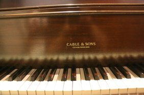 Cable & Sons Baby Grand Piano