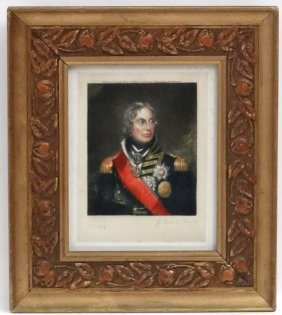 After Sir William Beechey, Ra, (1753 - 1839), Coloured