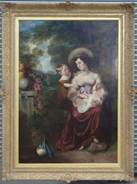 Henry William Pickersgill (1782-1875) R. A. Oil On