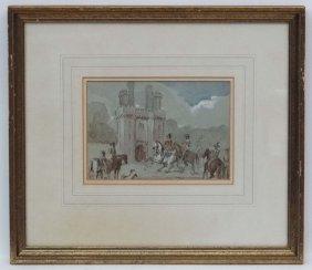 Sir John James Stewart ( 1770-1849), ( 5th Baronett