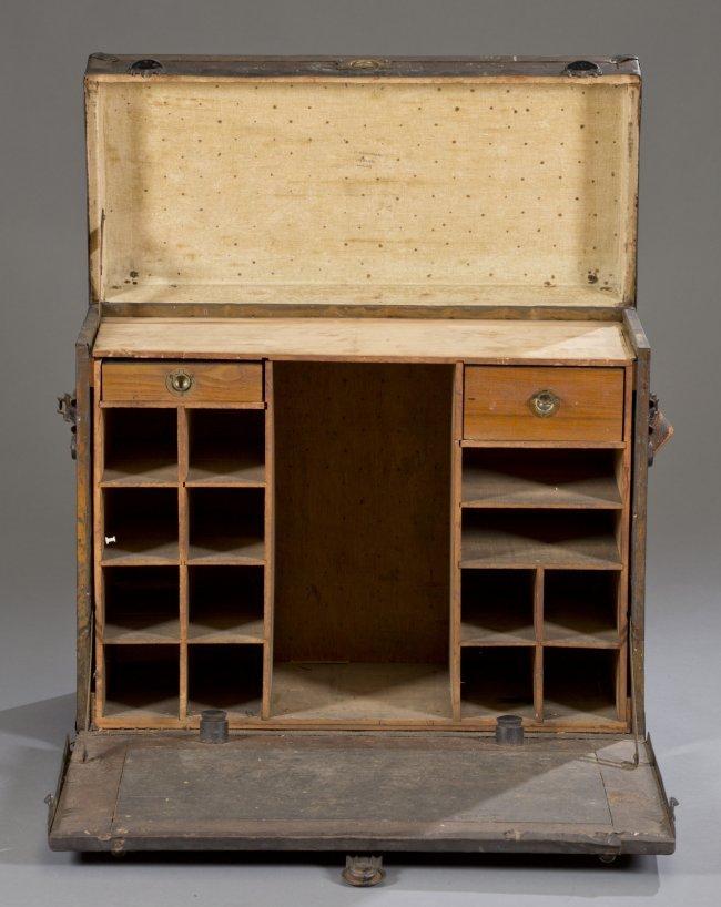 WWI Army Field Desk : Lot 289