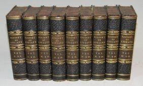 1845 C. Macfarlane History Of England Fine Binding