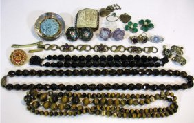 Jewelry Collection: Antique And Vintage