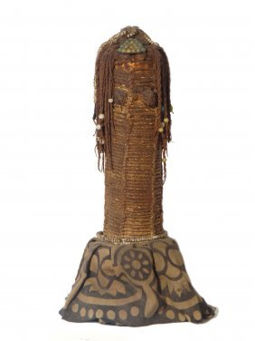 Kirdi-Fali Fertility Figure
