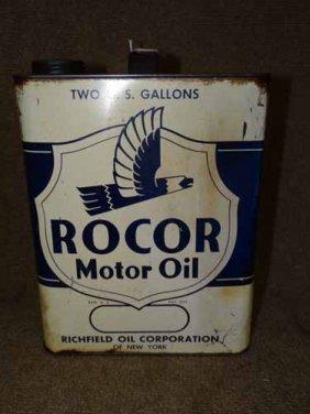 """Richfield """"rocor"""" Can"""