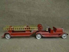 Turner Packard Ladder Truck