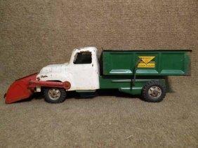 Buddy L Scoop/dump Truck
