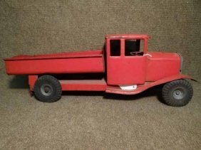 Tri-ang Dump Truck