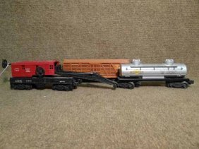 Lionel Train Items