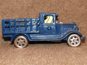 A.c. Williams Model A Stake Truck