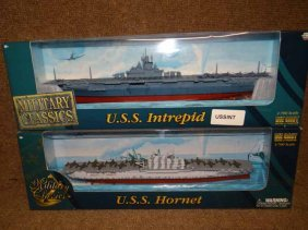 (2) Aircraft Carriers