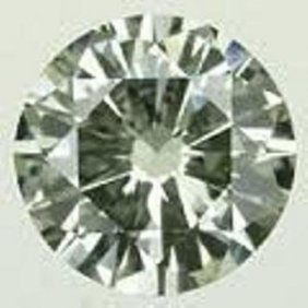 0.59 Ct Green Diamond -SI - No Treatment