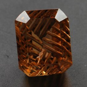 Natural Champagne Smoky Quartz 5.00 Carats
