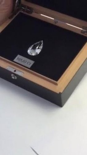 Natural Diamond 105.03 Carats - D/flawless