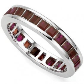Genuine African Ruby 2.42 Ct Ring
