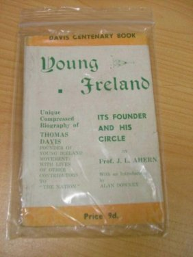 Book, Soft Cover 'Young Ireland Its Founder And His Cir