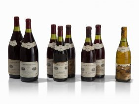 8 Bottles Labouré-roi From 1983 & 1986