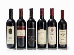 6 Bottles Barossa Valley Shiraz From 1998 & 1999
