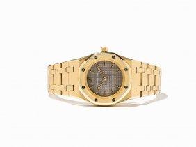 Audemars Piguet Royal Oak Ladies' Watch, Ref. 8638, C.