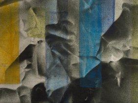 Alexander Schawinsky, Painting, Vertical Abstracts,