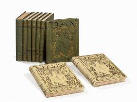 Pan, 9 Volumes, Julius Meier-graefe / Otto Bierbaum,