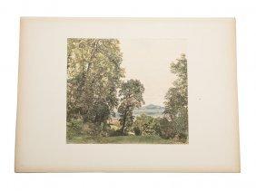 Portfolio With 16 Facsimile Prints, Austria, Around