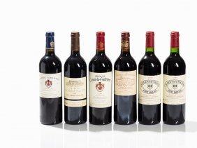 6 Bottles Of Saint-Émilion From 1999