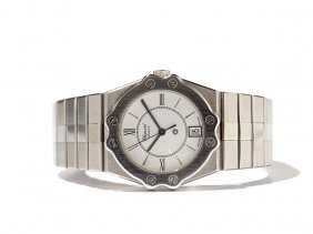 Chopard St. Moritz Men's Watch, Switzerland, Around