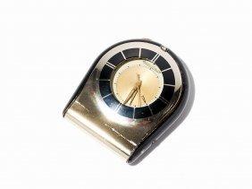 Jaeger Lecoultre Travel Alarm Clock, Switzerland,
