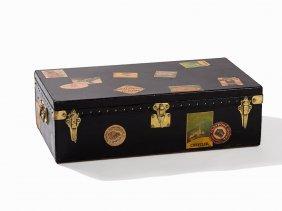 Louis Vuitton, Motoring Trunk, Vuittonite Canvas, 1st