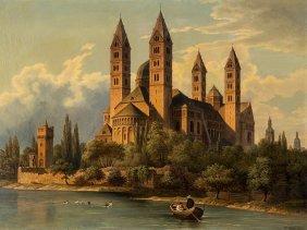 Hubert Sattler (1817-1904), Kosmorama - Speyer
