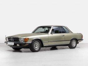 Mercedes-benz 380 Slc, W107, Model Year 1981