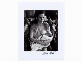 Horace Bristol (1908-1997), Rose Of Sharon, Usa, 1938