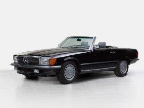 Mercedes-benz 560 Sl Mit Hardtop, R107, Baujahr 1988