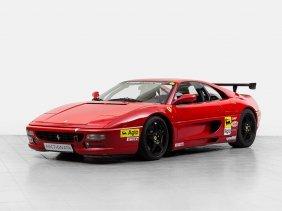 Ferrari 355 Challenge, Model Year 1995
