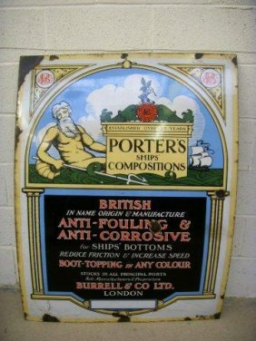A Porter's Ships' Compositions, Burrell & Co. Ltd.