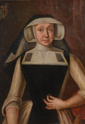Dutch School (18th, Early 19th Century) - Portrait Of A