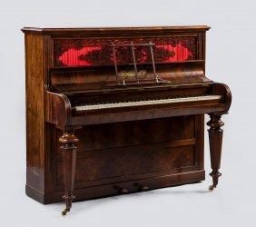 An Upright Piano By Collard & Collard, London, Circa