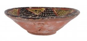 A Small Nishapur Bowl, North East Persia, 10th Century