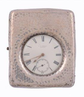 J. W. Benson, London, An Open Face Pocket Watch, No