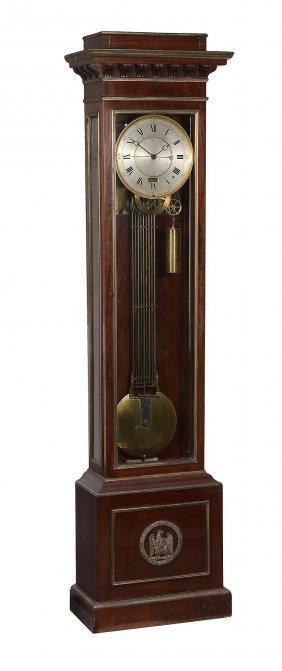 Lot Fine Clocks, Barometers, Scientific Instrume