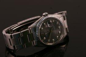 Rolex Men's Stainless Steel.