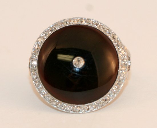Diamods Direct Onyx Ring