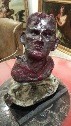 Stephen Paul Day Sculpture