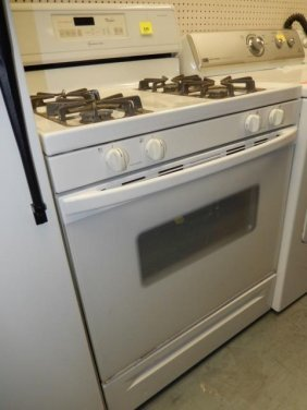 Stove Oven By Whirlpool Quot Super Capacity 465 Quot Lot 339