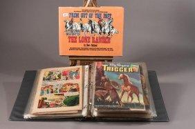 Lot Vintage Sports, Radios,magic,,comics ++