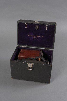 INTERNATIONAL ELECTRIC VIOLET RAY GENERATOR TYPE H, 191
